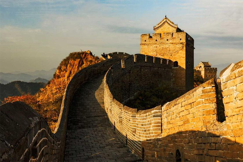 پهبادها بازسازی دیوار بزرگ چین را به عهده خواهند داشت