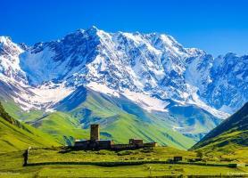 بالاترین قله ها در اروپا