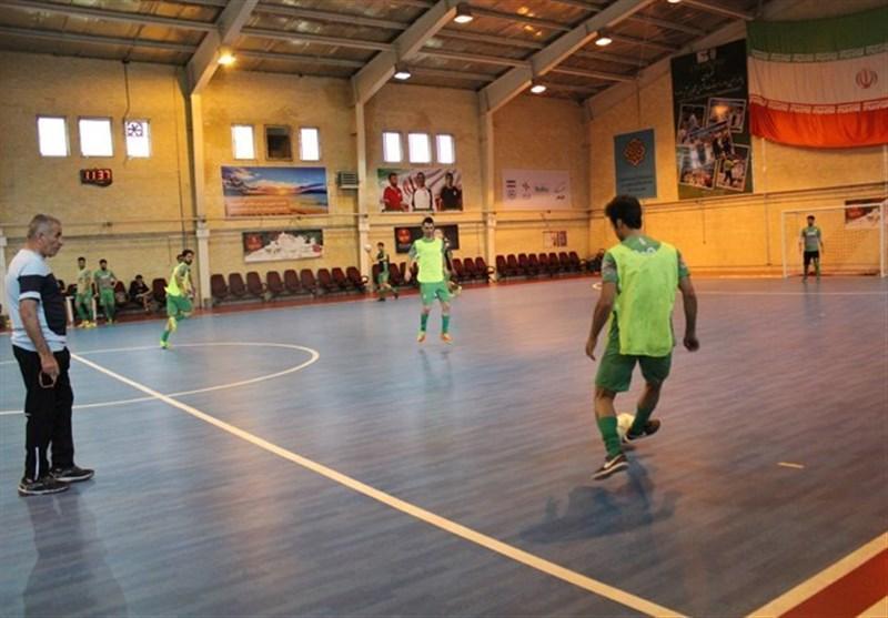 شروع تمرینات تیم ملی فوتسال در مرکز ملی فوتبال