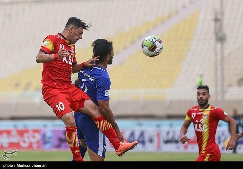 لیگ برتر فوتبال، دربی خوزستان برنده نداشت