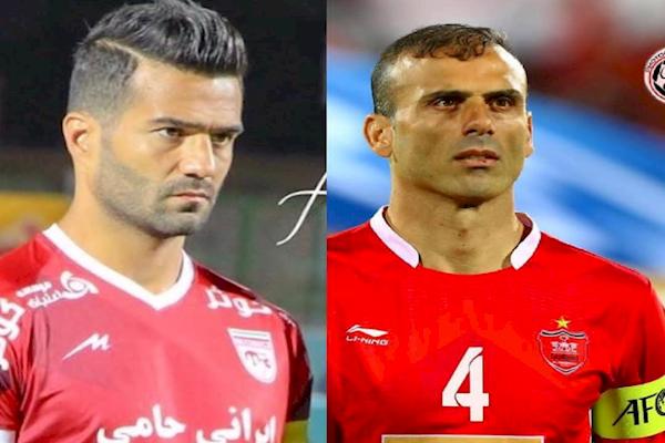 توافق جلال و مسعود: فحاشی کنید، بازی را متوقف می کنیم
