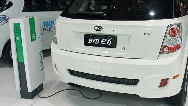 رشد 80 درصدی فروش خودروهای برقی در چین