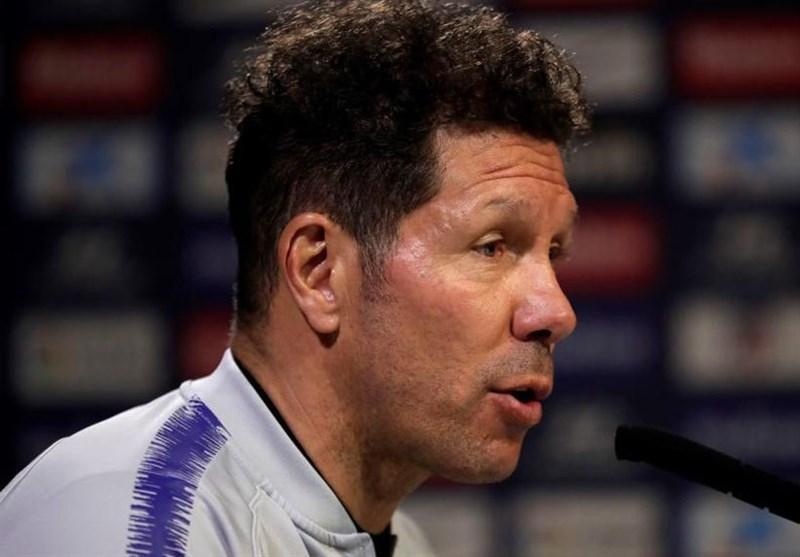 سیمئونه: برایم مهم نیست رئال مادرید ال کلاسیکو را ببرد یا بارسلونا، قهرمانی اتلتیکو به خودمان بستگی دارد