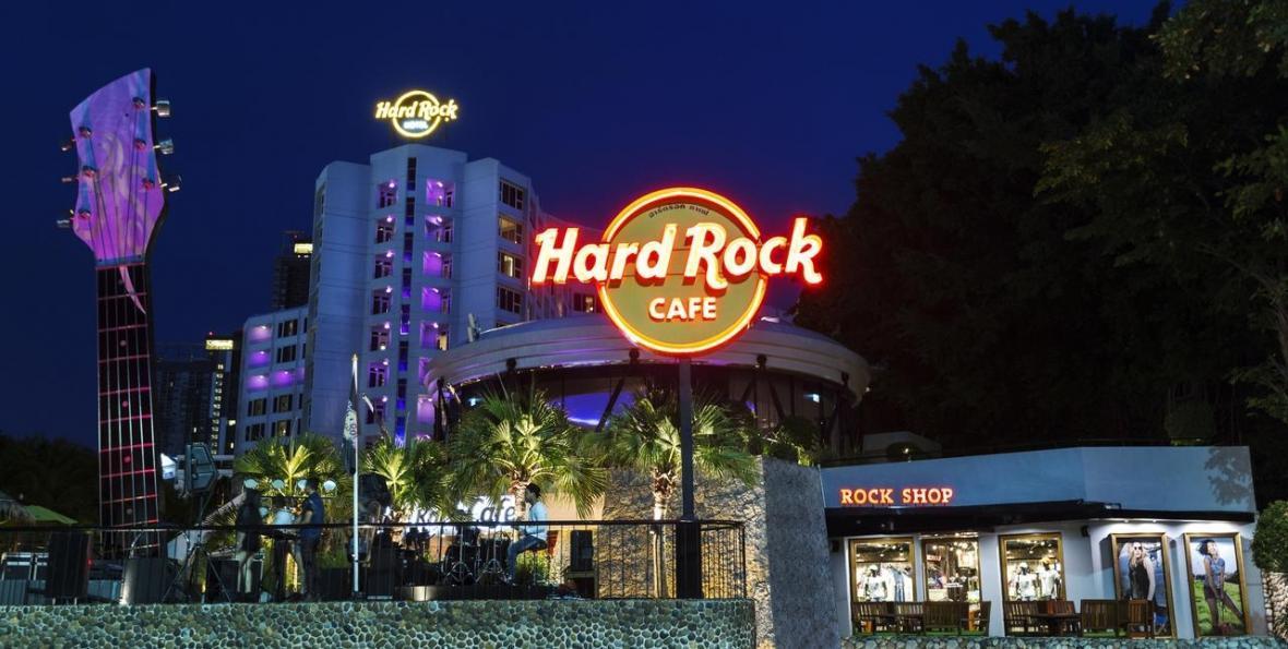 آشنایی با هتل 4 ستاره هارد راک پاتایا