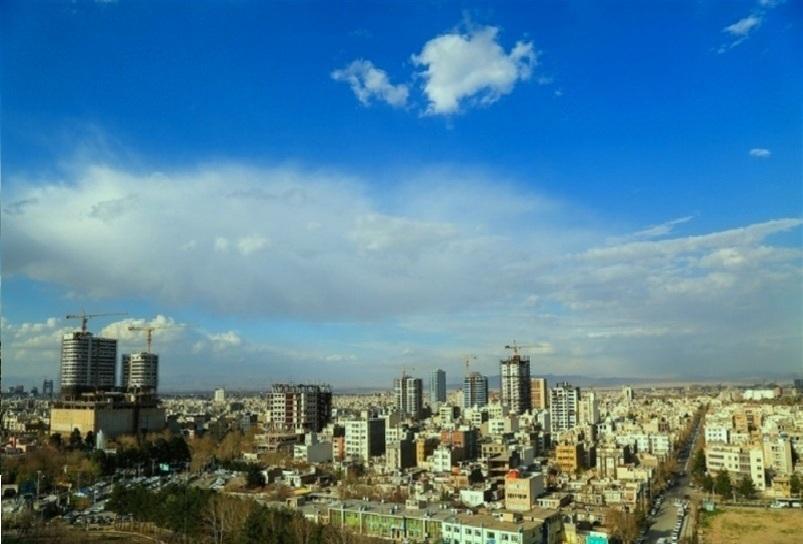 هوای کلان شهرهای کشور پاک و قابل قبول است