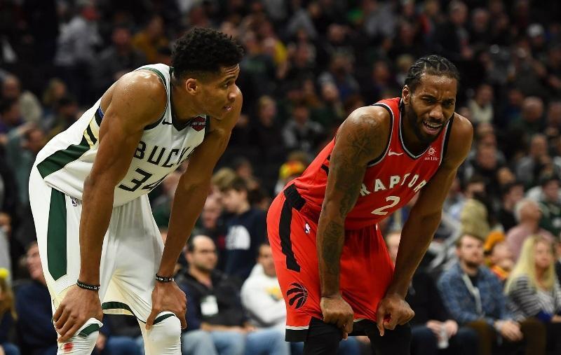 لیگ حرفه ای بسکتبال آمریکا؛ تورنتو کانادا شاخ غول را شکست