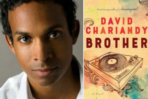برادر جایزه ادبی 10 هزار دلاری کانادا را برد
