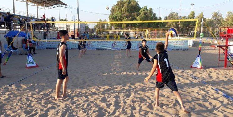 حریفان ایران در تور جهانی والیبال ساحلی دوستاره چین تعیین شدند