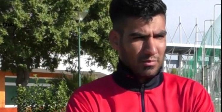 لژیونر فوتبال ایران به لیگ سنگاپور رفت