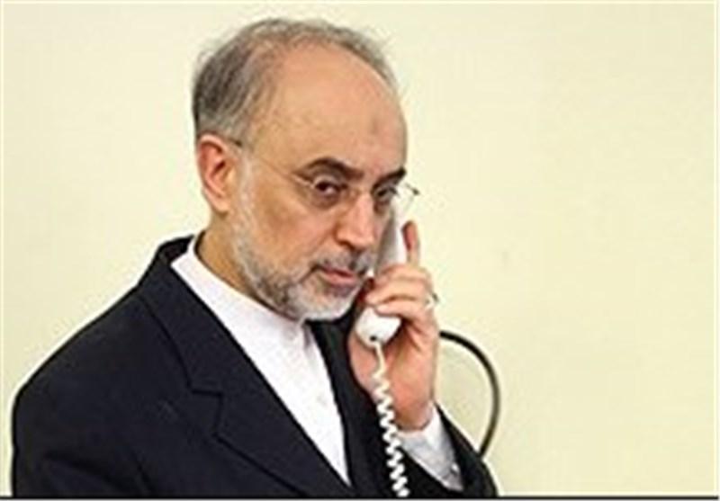گفتگوی تلفنی صالحی با وزیر خارجه عمان