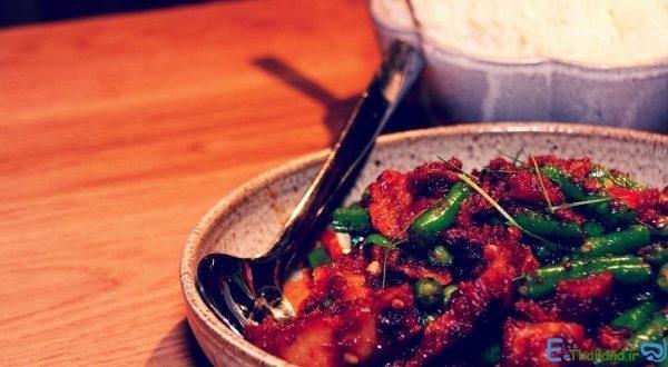 تندترین غذاهای کشور تایلند