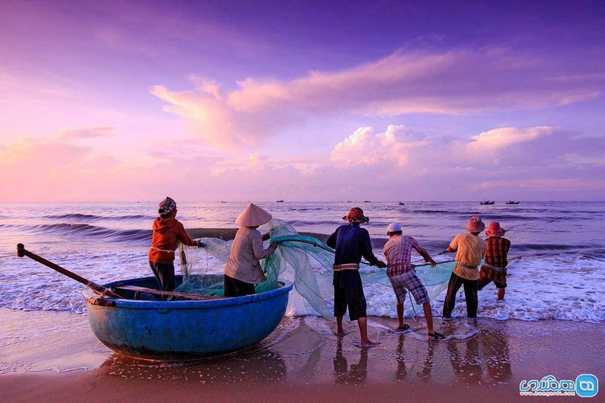 سفری به کشوری تاریخی و زیبا با نام ویتنام!