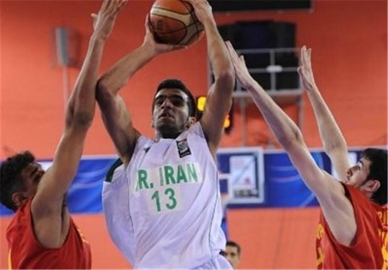 صعود بسکتبالیست های ایران با فزونی برابر تایلند