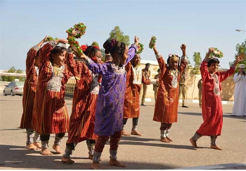 تصاویری از جشن عید ملی در عمان