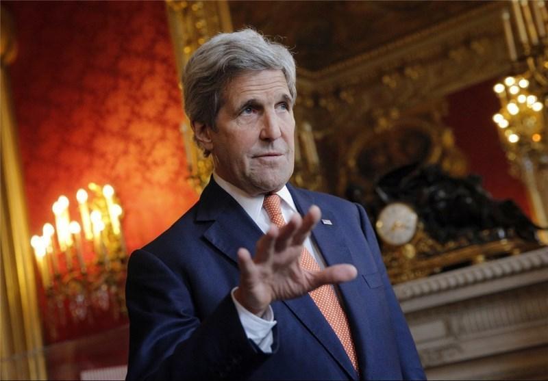 جان کری: لغو تحریم های تسلیحاتی ویتنام تصمیمی علیه چین نبوده است