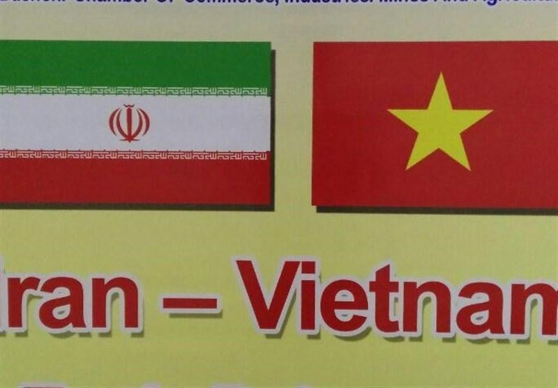 رئیس مجلس ویتنام خواهان ارتقای مناسبات با ایران به 2 میلیارد دلار شد