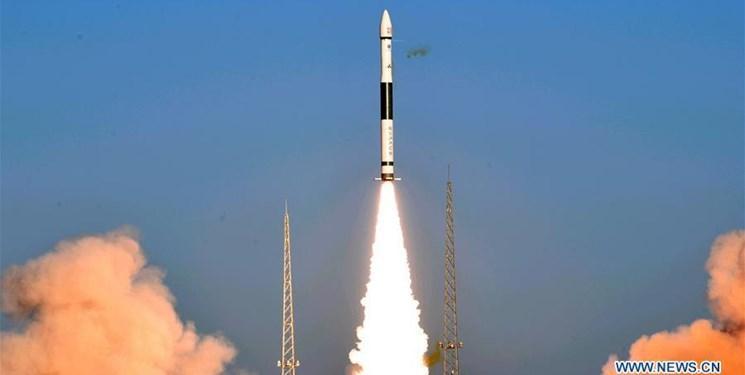 چین 2 ماهواره جدید به فضا فرستاد