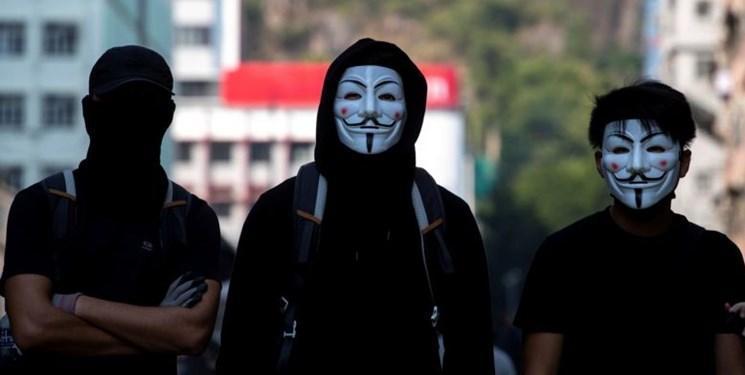 هنگ کنگ استفاده از ماسک چهره را در تظاهرات ممنوع نمود
