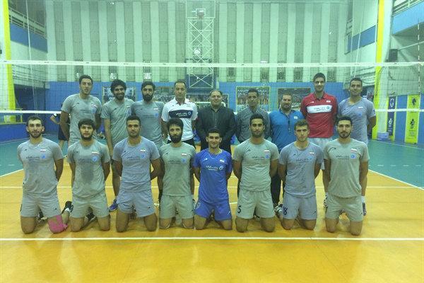 پیروزی نزدیک تیم والیبال دانشجویان ایران برابر تایلند