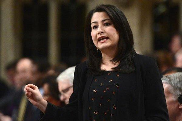 یک زن افغانستانی عهده دار مسئولیت وزارت زنان کانادا شد