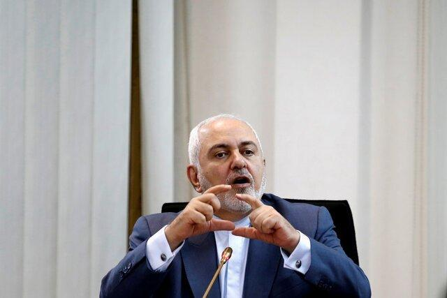 واکنش ظریف به پیوستن امارات به ائتلاف آمریکا در خلیج فارس