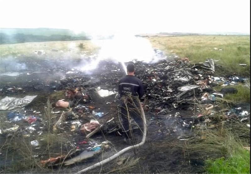 آمریکا: هواپیمای مالزی توسط موشک زمین به هوا سرنگون شده است
