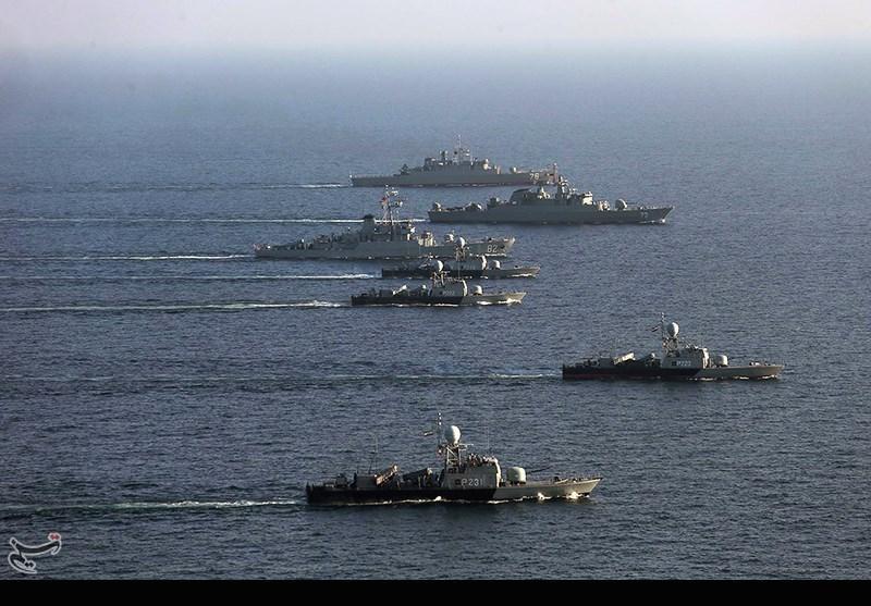 رژه بزرگ دریایی ارتش فردا در دریای عمان برگزار می گردد