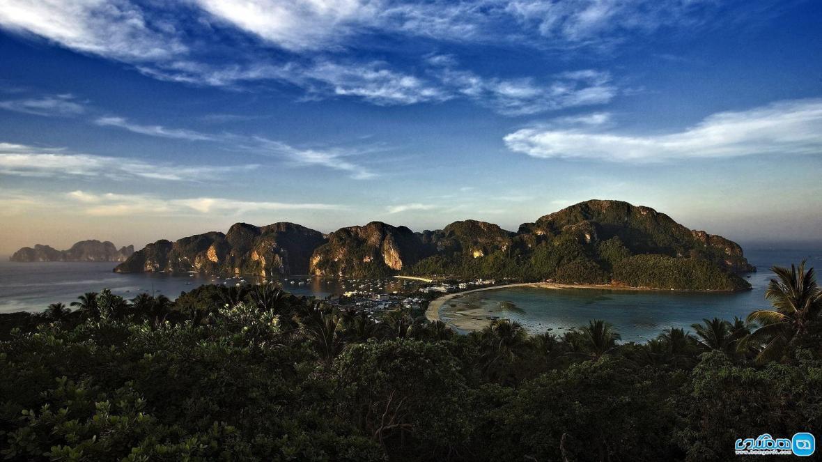 جزیره فی فی، رویایی ترین جزیره تایلند