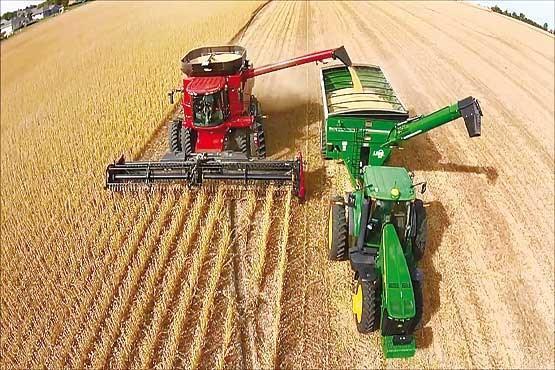 کشاورزان آمریکایی 14 میلیارد دلار یاری اقتصادی دریافت کردند