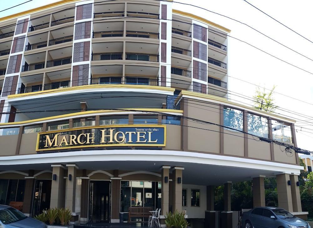 آشنایی با هتل March پاتایا