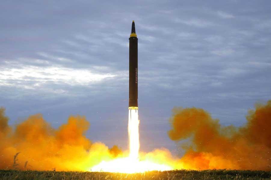 لندن خواهان تداوم تحریم های جهانی علیه کره شمالی شد