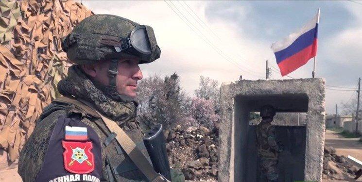 روسیه حمله نظامیان ترکیه به نیروهایش را تکذیب کرد