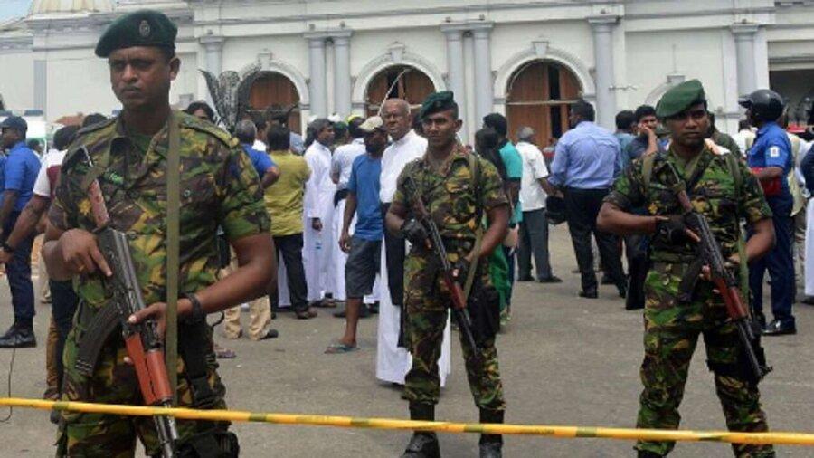افراد مسلح به رای دهندگان مسلمان سریلانکا تیراندازی کردند