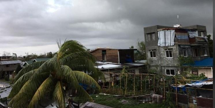 تصاویر، توفند شدید، 16 تن را در فیلیپین قربانی کرد