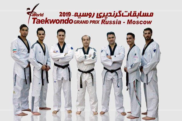 سفر زودهنگام ملی پوشان تکواندو به مسکو