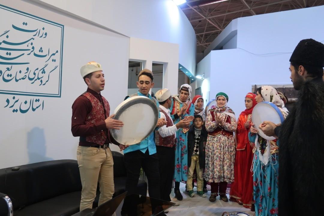 برپایی 32 غرفه از استان یزد در نمایشگاه گردشگری و صنایع وابسته تهران