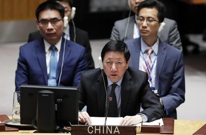 دیپلمات چینی : تروریسم در سوریه باید ریشه کن گردد