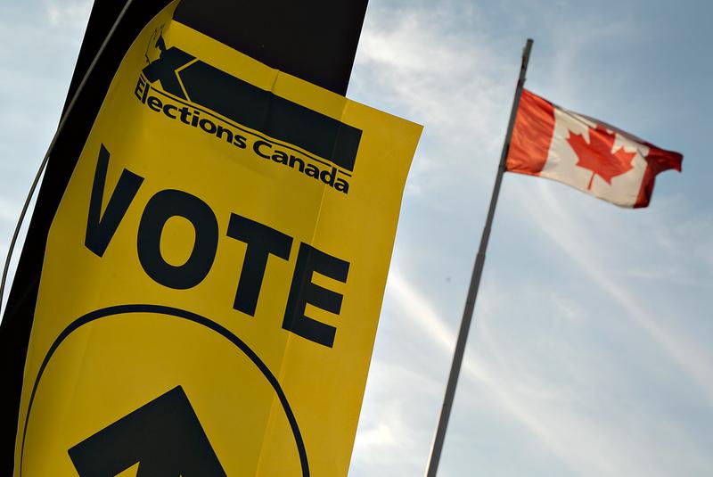 انتخابات اعضای مجلس عوام کانادا