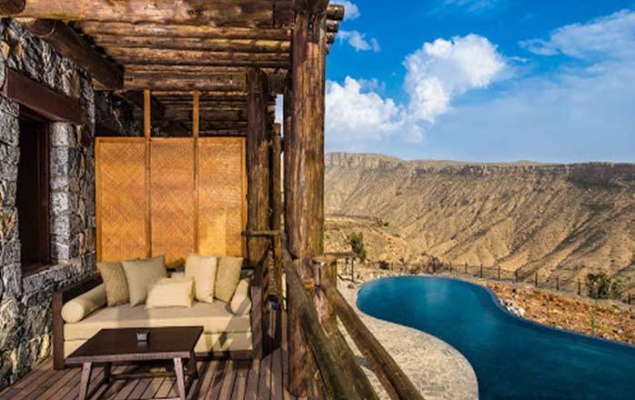 5 هتل برتر عمان
