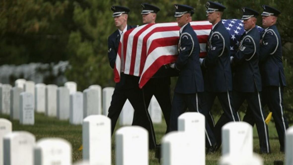 جان باختن 72 کهنه سرباز آمریکایی در نیوجرسی بر اثر ابتلا به کرونا
