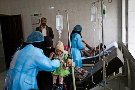 بیش از 20 میلیون یمنی در معرض ابتلا به کرونا قرار دارند