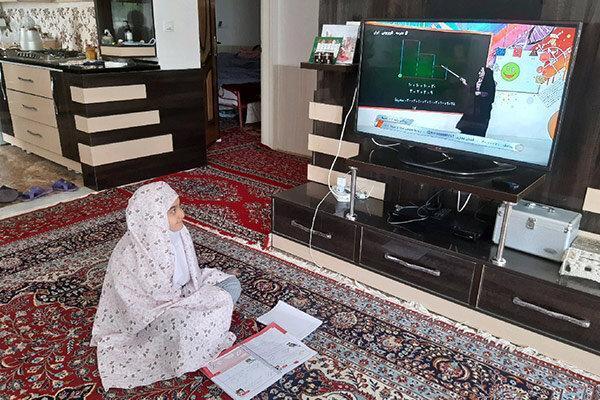 انتها سال تحصیلی دانش آموزان با مدرسه تلویزیونی ایران