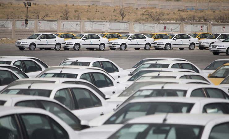 کشف 1014 دستگاه خودرو بدون پلاک در پارکینگ های سراسر کشور