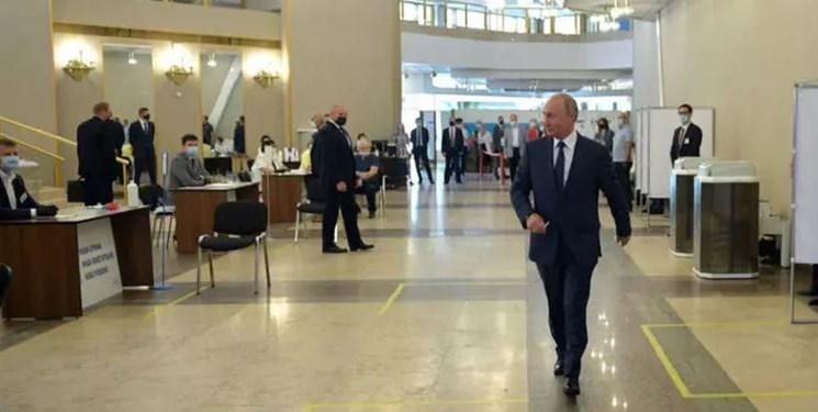 اتهام زنی اتحادیه اروپا و آمریکا علیه نتایج همه پرسی روسیه