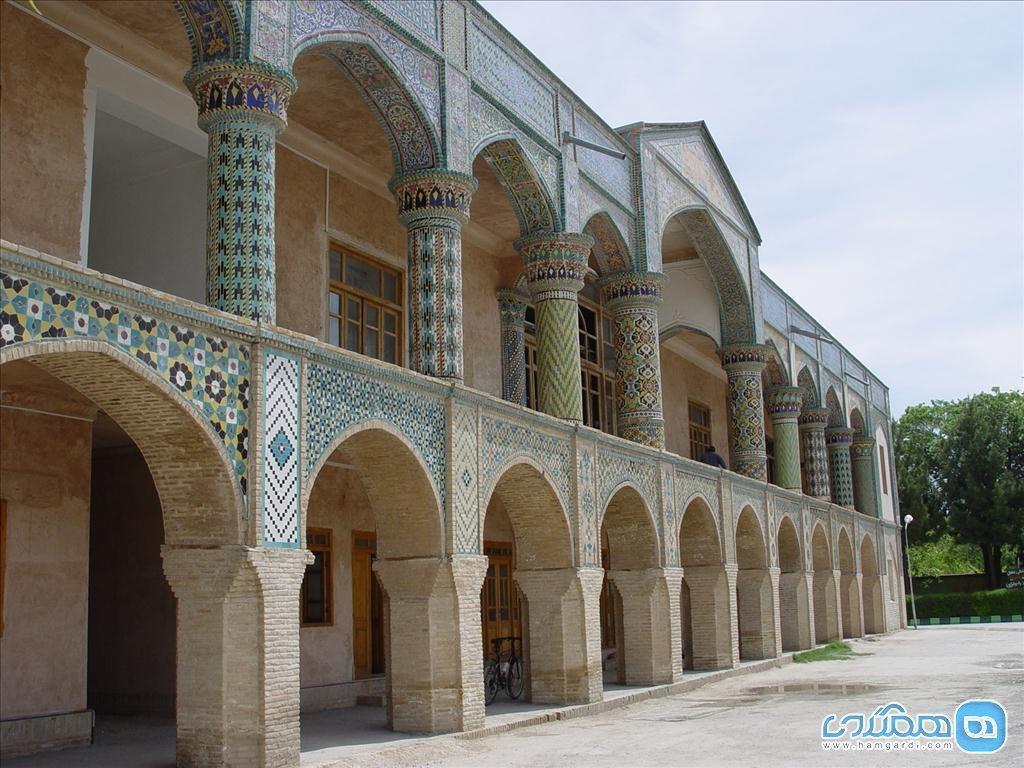 عمارت مفخم بجنورد؛ یادگار شاه قاجار در خراسان