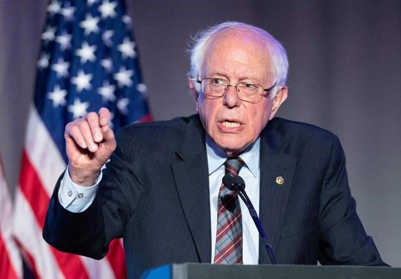 سندرز: کرونا واقعیت های زشت اقتصاد آمریکا را نمایان کرد