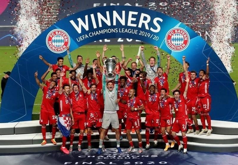 لیگ قهرمانان اروپا، بایرن مونیخ، پاری سن ژرمن را در حسرت قهرمانی گذاشت، جام ششم برای باواریایی ها