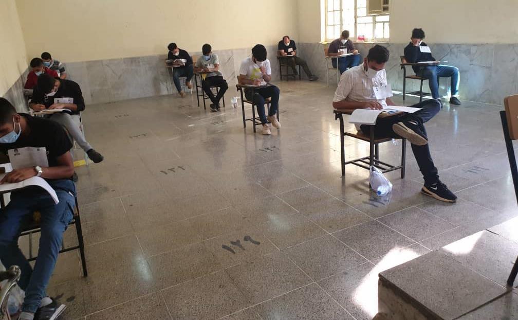 213 داوطلب گچسارانی در کنکور کارشناسی ناپیوسته و کاردانی فنی رقابت کردند
