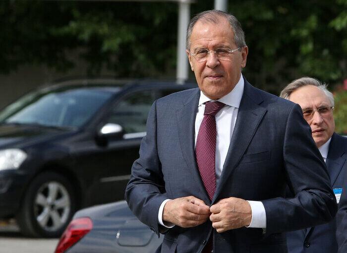 لاوروف: روسیه و چین اقدامات آمریکا علیه ایران را نمی پذیرند