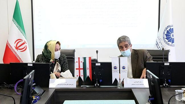 تقویت تجارت ایران و گرجستان با اتکا به ظرفیت استان های هم مرز